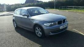 2009 BMW 1 SERIES 118D 2.0 DIESEL, CLEAR HPI FSH