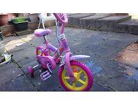 Peppa Pig 12 inch Bike, very good condition!!!!