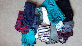Large maternity clothes bundle - mostly size 10