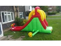 Bebop bouncy castles brand new