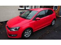 2010 VW POLO 1.2 ( MODA EDITION ) ONLY 29K MILES 8 SERVICE STAMPS