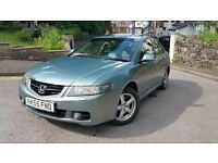 Honda Accord 2.2 i CTDi Executive (55) 2005 with Set Nav *DIESEL*