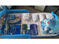 Toy story toddler bed.