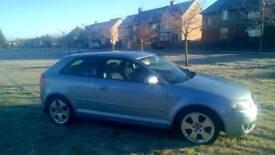 Audi A 3 2.0tdi sport