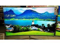"SAMSUNG UE55KS9000 Smart 4k Ultra HD HDR 55"" Curved LED TV"