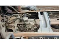 Man 8153 gearbox