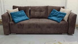 DENVER sofa bed, cheap and brand new