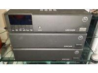Linn Magik Integrated Amp/ Pre Amp + 2× Linn LK85 Power Amps - Mint
