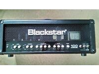 Blackstar Series One 100w Guitar Amplifier Head.