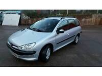 Peugeot 206 SW S 2.0hdi