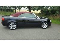 Audi a4 tdi 140 convertible