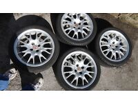 ALLOYS FOR MG CONVERTIBLE