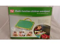 *** SALE Kids Portable Cushioned Laptop Computer Writing Homework Lap Tray Desk Table ***
