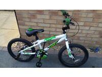 """BMX 18"""" bike"""