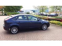 Ford Focus 1.6 2005 Ghia Best Spec!!! ONLY 62000 miles £1695 ono