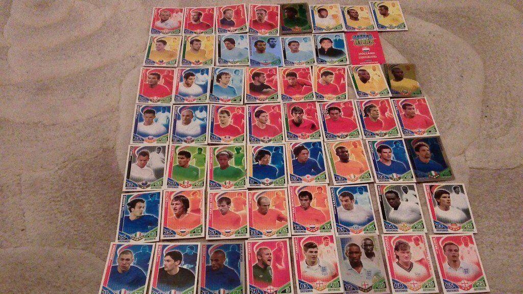 match attax cards