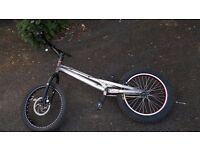 """20"""" zoo onyx trials bike, downhill, jump"""