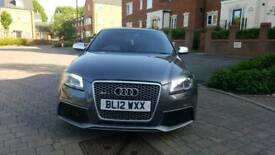 Audi Rs3 2.5 Tfsi Dsg 25k Wingbacks 340Bhp Not rs4 c63 m3 s3 etc