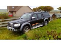 Ford ranger Wildtrack good condition.