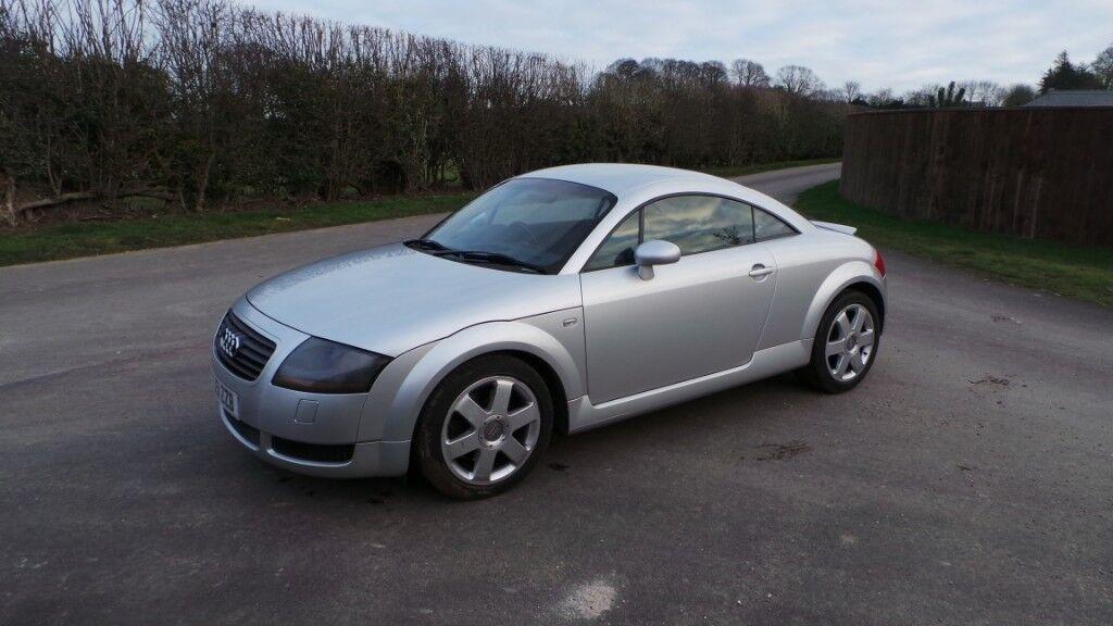 2001 Audi Tt Quattro 225 Bhp