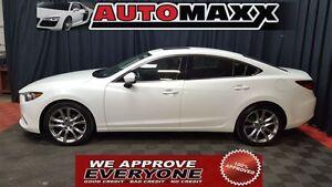 2014 Mazda MAZDA6 GT Tech w/Lthr/Nav/SR! $189 Bi-Weekly!