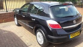 Vauxhall ASTRA 1.6 5dr