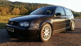 VW Golf Mk4 25th Anniversary