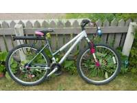 Ladies Raleigh airlite mountain bike