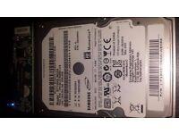 """Samsung 1TB sata 2.5"""" hard drive"""