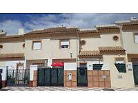 Spain for Sale Furnished 4 bedroom town house peaceful village Fuente De Piedre in 10 yr warranty
