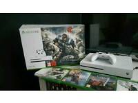 Xbox one S (boxed)