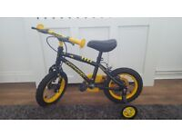 Two childrens bikes for sale
