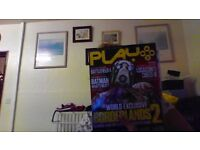Play magazines issues 222- 230 missing issue 226