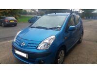 2010 Nissan PIXO. Full service history, Blue, 1 owner, £3000