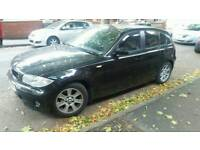 2004 (04) BMW 116 1 SERIES 1.6L BLACK 5 DOOR HATCHBACK PX SWAP WHY AUDI VW BMW