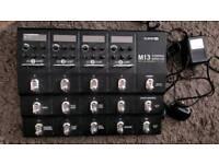 Line 6 M13 stompbox modeller guitar effects pedal