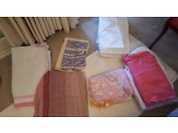 Bedding and towels - all clean and in good condition