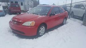 2001 Honda Civic LX - Drives and Runs Good