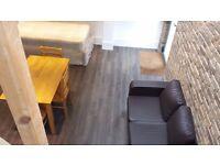 Modern split level 1 bedroom flat to rent on Morris Road, E15 2BQ