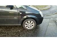 Vauxhall meriva tdci alloys