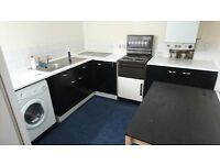 Large two bed flat. 10 min walk from city centre. 2 double bedrooms. Available immediately
