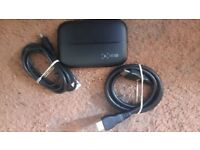 ELGATO game console capture card, exellent condithion, with cables, 1 hdmi and 1usb to mini usb