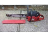 Jonsered/husqvarna 630 62cc large made to last chainsaw big 170 psi compression