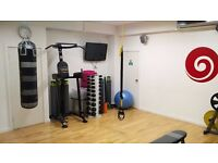 Studio to Rent - Personal Training, Classes, Dance, Rehearsals, Meetings, Seminars, Filming, Photos