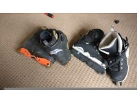 Size 10 razor and size 9 usd inline skate both for £40