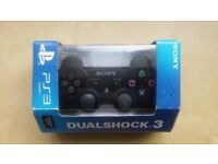 Dualshock controller ps3 Brand New