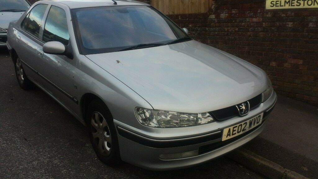 Reliable Work horse!For sale Peugeot 406 Hdi 2.0l