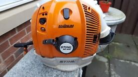 Stihl BR600 Backpack Blower Petrol