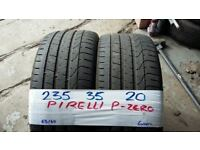 """20"""" as new pirelli tyres 235 35 20s 245 35 20s 255 35 20s 265 35 20s ALL £50-£60 SUPP & FITTTED"""