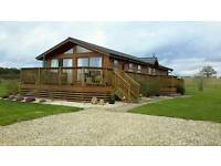Luxury Wessex Wooden Lodge (44 ft x 20ft), situated near to Lincoln